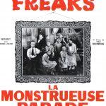 Freaks - Affiche France 1932
