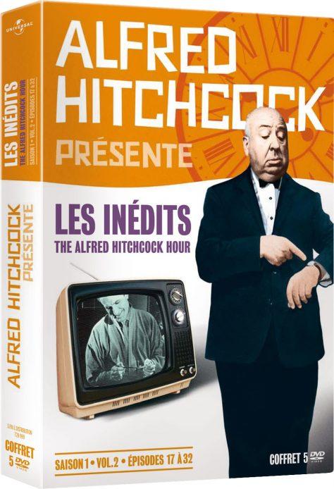 The Alfred Hitchcock Hour - Coffret DVD Saison 1 Vol 2