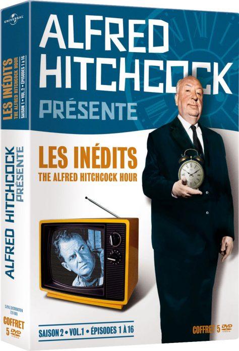 The Alfred Hitchcock Hour - Coffret DVD Saison 2 Vol 1