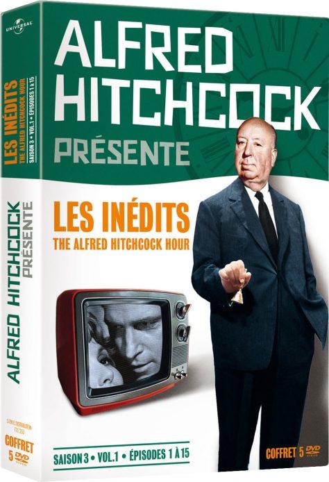 The Alfred Hitchcock Hour - Coffret DVD Saison 3 Vol 1