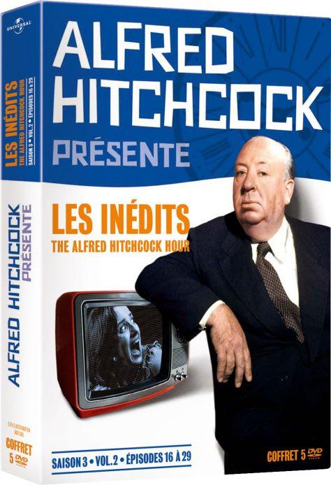 The Alfred Hitchcock Hour - Coffret DVD Saison 3 Vol 2