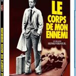 Le Corps de mon ennemi - Jaquette Blu-ray