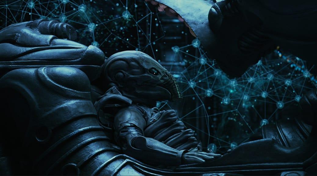 Prometheus (2012) de Ridley Scott