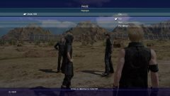 Final Fantasy XV - PlayStation 4 Pro