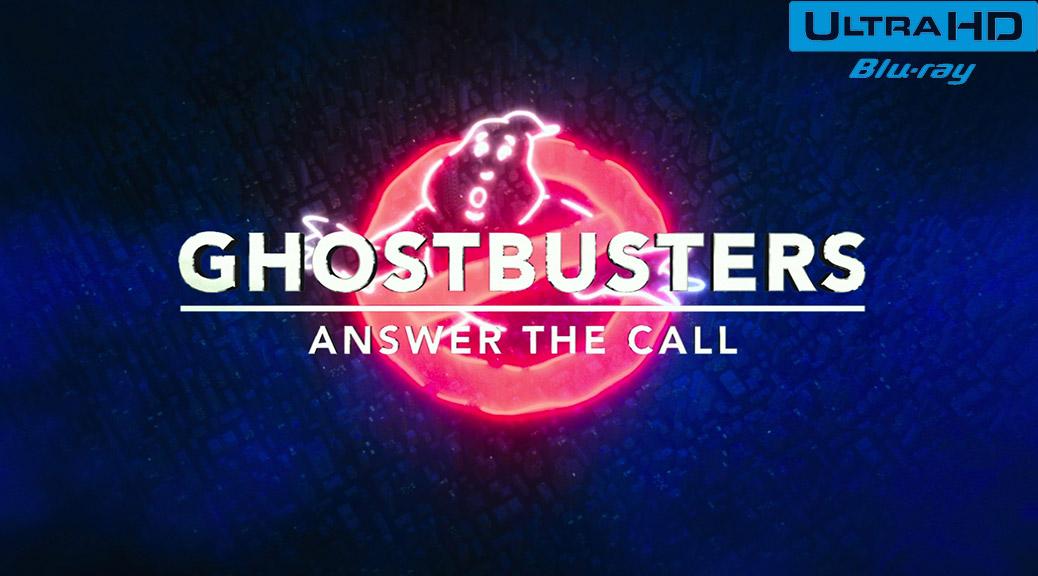 Ghostbusters - S.O.S. Fantômes (2016) de Paul Feig - Blu-ray 4K Ultra HD