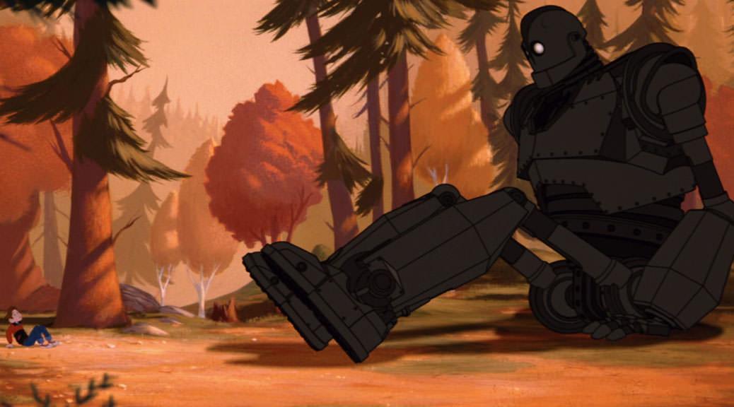 Le Géant de fer - Image une fiche film