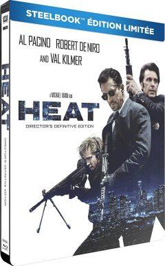 Heat (Édition 2017) - Packshot Blu-ray