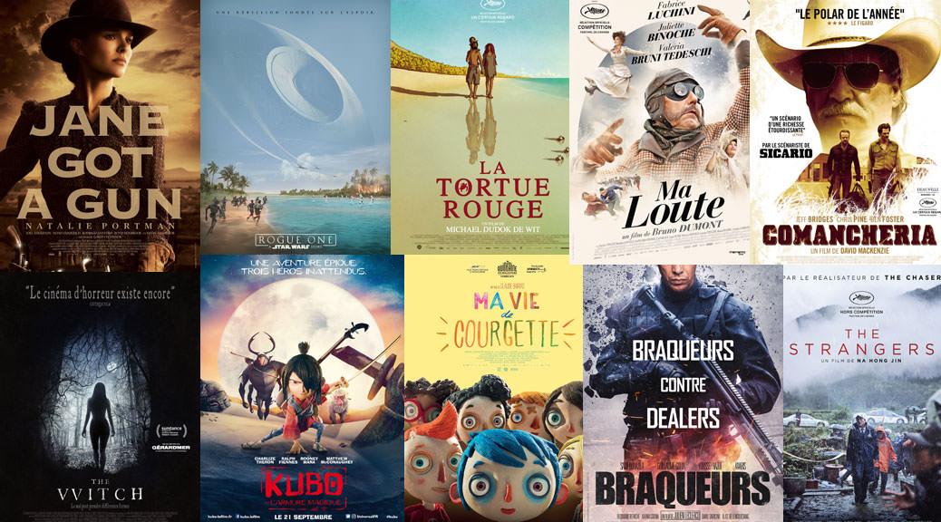 Image Une - Top Ciné 2016