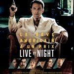 Live by Night (2016) de Ben Affleck - Affiche