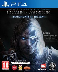 La Terre du Milieu: L'Ombre du Mordor – Édition Game of the Year - PlayStation 4