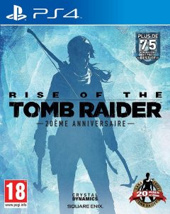 Rise of the Tomb Raider : 20 year celebration - PlayStation 4