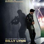Billy Lynn - Affiche