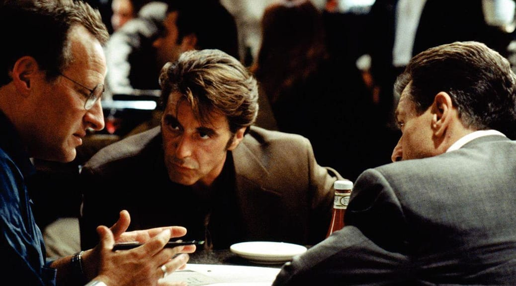 Heat (1995) de Michael Mann