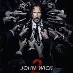 John Wick 2 (2017) de Chad Stahelski - Affiche teaser