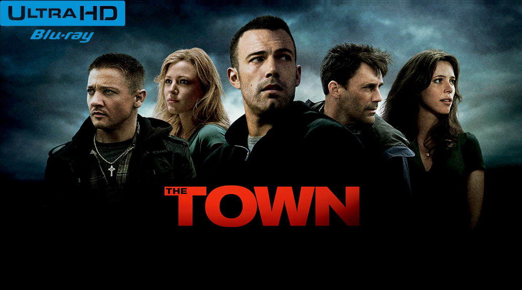 The Town (2010) de Ben Affleck - Blu-ray 4K Ultra HD
