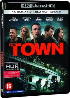 The Town (2010) de Ben Affleck - Packshot Blu-ray 4K Ultra HD