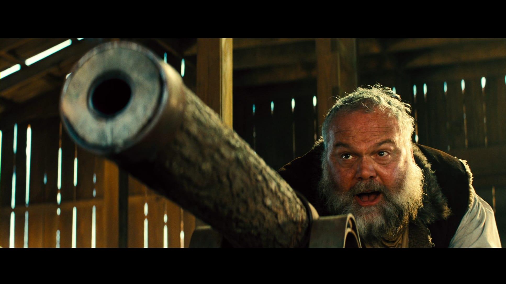 Les 7 Mercenaires (2016) de Antoine Fuqua – Capture Blu-ray