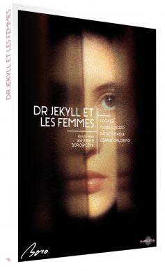 Coffret Walerian Borowczyk - Dr Jekyll et les femmes (BD/DVD)