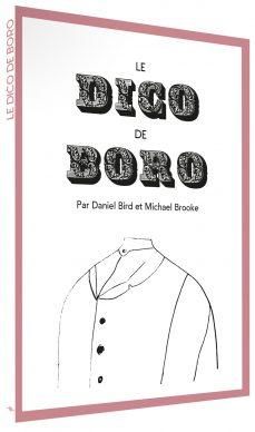 Coffret Walerian Borowczyk - Le Dico de Boro (livre)