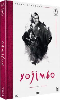 Yojimbo - Jaquette Blu-ray
