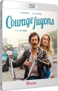 Courage fuyons (1979) de Yves Robert - Packshot Blu-ray Gaumont Découverte