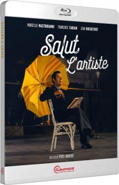 Salut l'artiste (1973) de Yves Robert - Packshot Blu-ray Gaumont Découverte