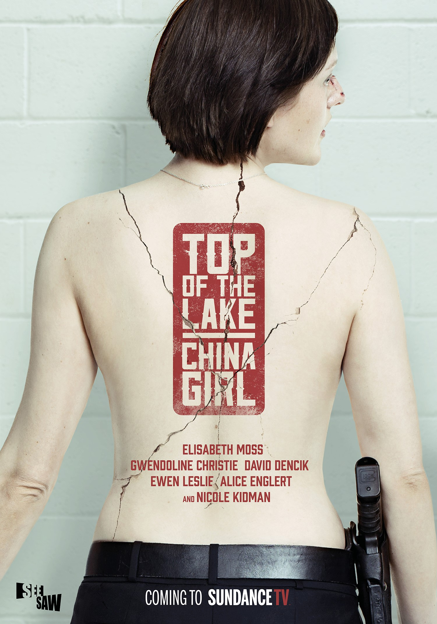 Jane Campion - Top of the lake : China girl