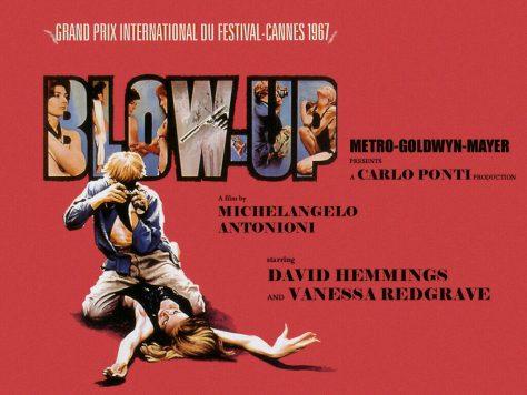 Michelangelo Antonioni - Blow up (Cannes classics)