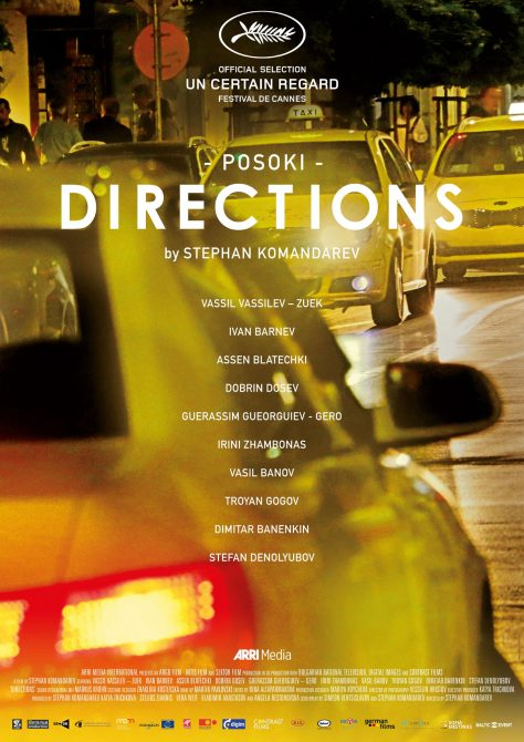 Directions - Affiche Cannes 2017