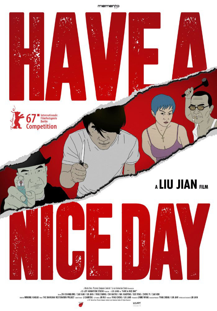 Have a nice day - Affiche