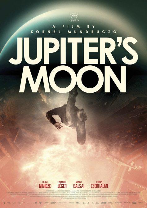 La Lune de Jupiter (Jupiter's Moon) - Affiche Cannes 2017