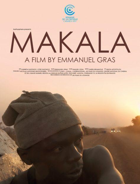 Makala - Affiche Cannes 2017