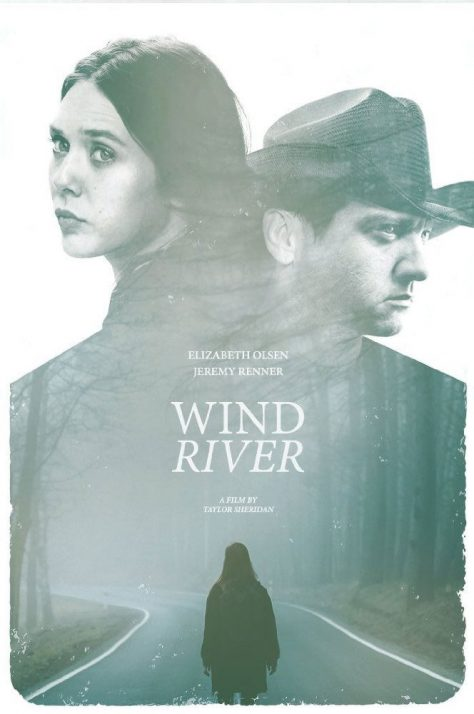 Wind River - Affiche Cannes 2017