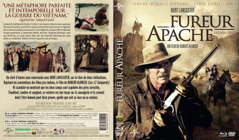 Fureur Apache - Jaquette 2D recto