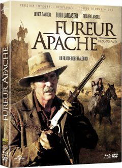 Fureur Apache - Combo - Packshot 3D