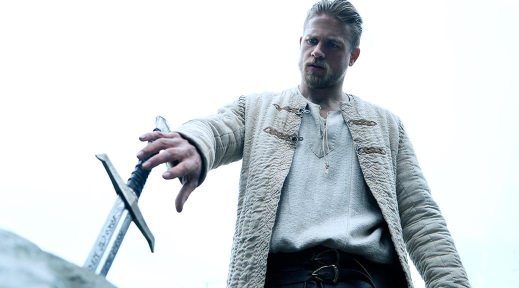 Le Roi Arthur - La légende d'Excalibur (2017) de Guy Ritchie