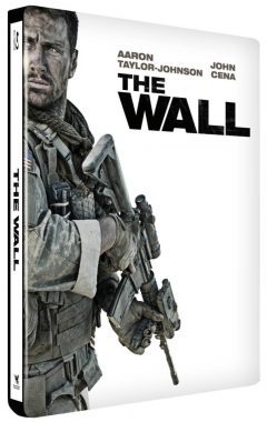 The Wall - Jaquette Blu-ray