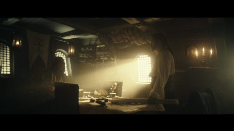 Assassin's Creed (2016) de Justin Kurzel - Capture Blu-ray