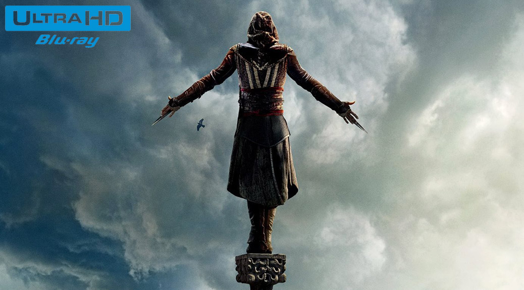 Assassin's Creed (2016) de Justin Kurzel - Blu-ray 4K Ultra HD