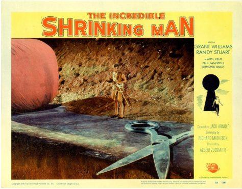 L'Homme qui rétrécit (The Incredible shrinking man)