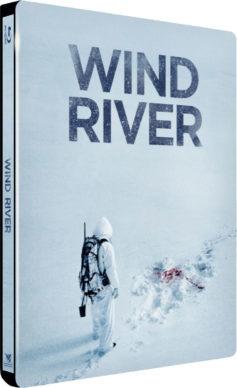 Wind River - Jaquette Steelbook Blu-ray