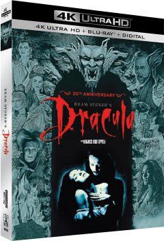 Dracula (1992) de Francis Ford Coppola - Packshot Blu-ray 4K Ultra HD