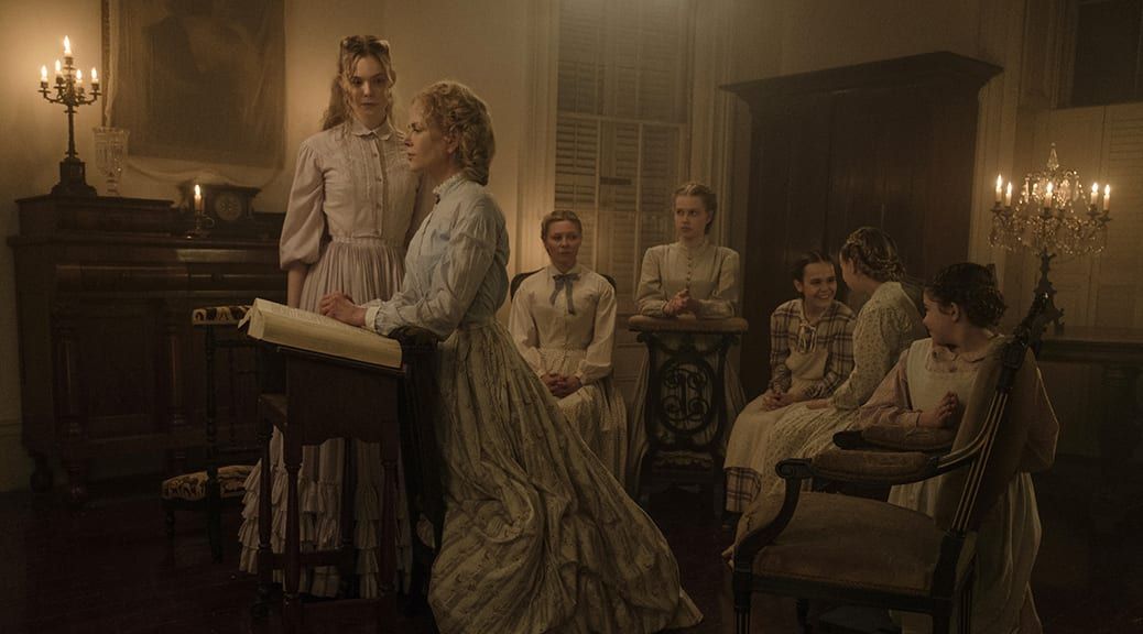 Les Proies (2017) de Sofia Coppola