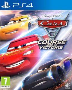 Cars 3: Course vers la victoire - PlayStation 4
