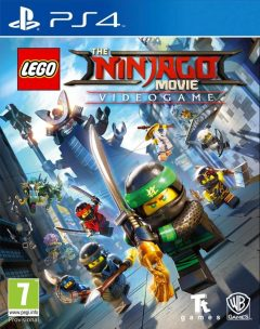 LEGO NINJAGO, Le film : Le jeu vidéo - PlayStation 4