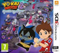 Yo-kai Watch 2 : Spectres Psychiques - Nintendo 3DS