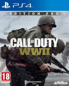Call of Duty : WWII - PlayStation 4