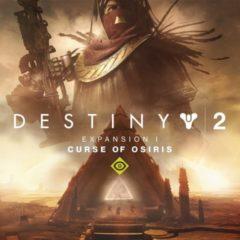 Destiny 2 : La Malédiction d'Osiris - PlayStation 4