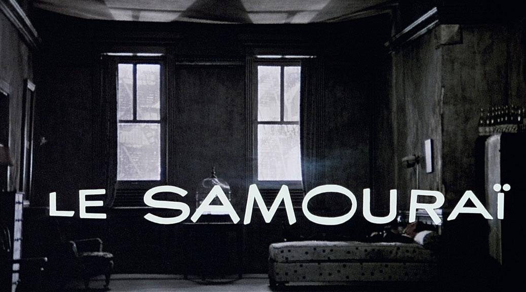 Le Samourai - Image une test Blu-ray
