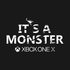 Xbox One X - It's a monster